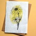 Carte à planter Marguerite